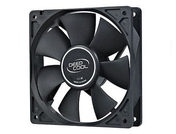 Case/CPU FAN DEEPCOOL XFAN 120, 120x120x25 mm, 1300rpm, 25 dB, 44.7 CFM