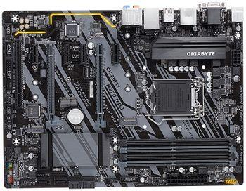 GIGABYTE H370 HD3, Socket 1151, Intel® H370 (8th Gen CPU), Dual 4xDDR4-2666, CPU Intel graphics, VGA, DVI, HDMI, 2xPCIe X16, 6xSATA3, RAID, 1xM.2, ALC887 HDA, GbE LAN, 1xUSB3.1 Gen 2, 1xUSB3.1 /Type-C, 6xUSB3.1, ATX