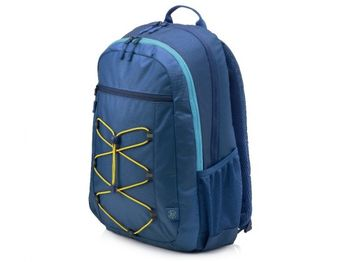 "15.6"" NB Backpack - HP Active Blue/Yellow Backpack, Blue/Yellow"