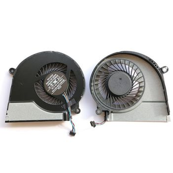CPU Cooling Fan For HP Pavillion 15-e 17-e 14-e (4 pins)