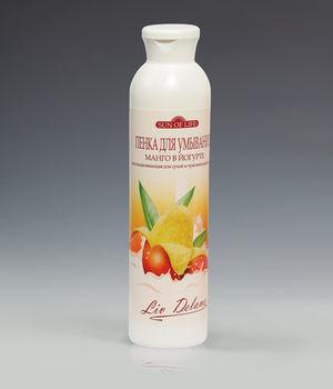 купить Пенка для умывания «Манго в йогурте» восстанавливающая Sun Of Life в Кишинёве