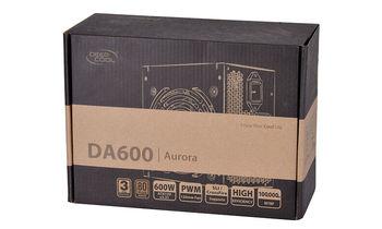 купить Блок питания ATX DEEPCOOL DA600 600W в Кишинёве