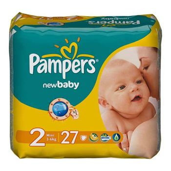PAMPERS REGULAR 2