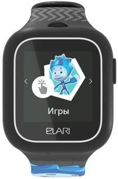 Детские умные часы Elari FixiTime Lite Black