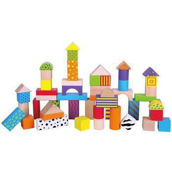 купить Viga Набор строительных блоков 50 еле в Кишинёве