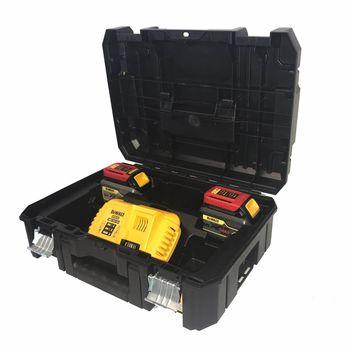 купить Отсек для аккумуляторов и зарядных устройств Dewalt 18 В / 54 В DCK996 в Кишинёве