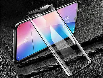 410011 Screen Geeks sticla protectie Xiaomi Redmi 8 Full Cover Glass Pro All Glue 4D, Black (защитное стекло для смартфонов Xiaomi, в асортименте)