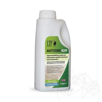 купить LTP Mattstone H2O 1L - Impermeabilizant puternic ECO piatra naturala (universal) в Кишинёве