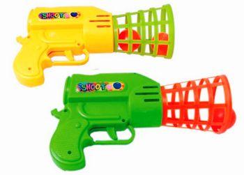 Набор 2 пистолета и 4 шарика