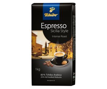 Кофе в зернах Tchibo Espresso Sicilia Style, 1 кг