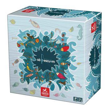 купить D-Toys Настольная игра Ecofish в Кишинёве