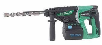 купить Аккумуляторный перфоратор Hitachi DH24DV-TR в Кишинёве