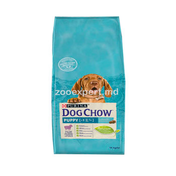 Dog Chow Puppy с ягненком 1kg ( развес )