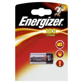 Energizer 123 Lithium Photo, FSB1
