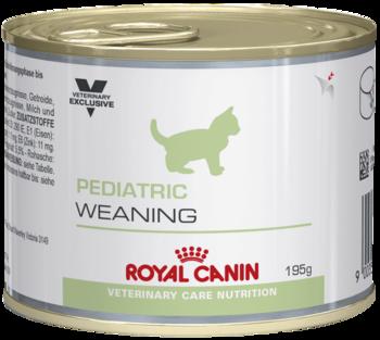 купить Royal Canin PEDIATRIC WEANING 195 gr в Кишинёве