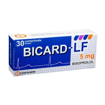 cumpără Bicard-LF 5mg comp. film. N10x3 în Chișinău