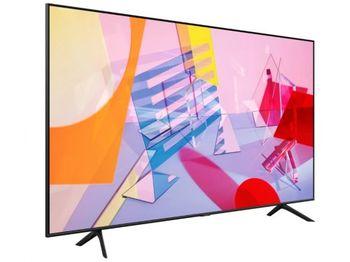 "50"" TV Samsung QE50Q60TAUXUA, Black (SMART TV)"