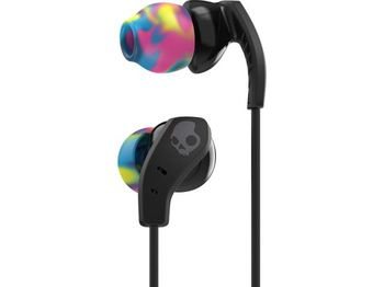 SkullCandy S2CDJY-523 Method Black/Swirl/Cool Gray Mic1