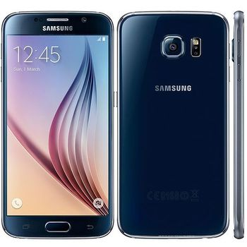 Samsung G920 Galaxy S6 64GB Dual Black
