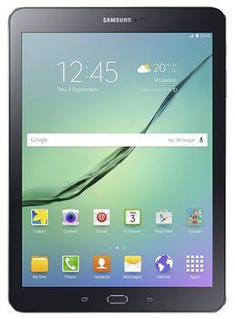 "9.7"" - Samsung Galaxy Tab S2 9.7 T819 LTE 32 GB Black, SuperAMOLED 2048x1536, OctaCore up to 1.8GHz, Adreno 510, 3GB RAM, 32Gb flash drive, 8MP back, 2.1MP front camera, 5870mAh, MicroSD, WiFi-AC/BT4.1, GPS, Android 6.0, Fingerprint"