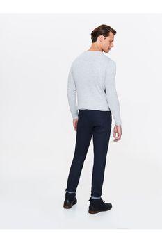 Pantaloni TOP SECRET Albastru inchis SSP2713GR