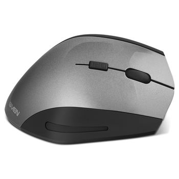 Wireless Mouse Sven RX-580SW Vertica, Grey