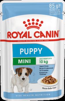 купить Royal Canin MINI PUPPY 85 gr в Кишинёве