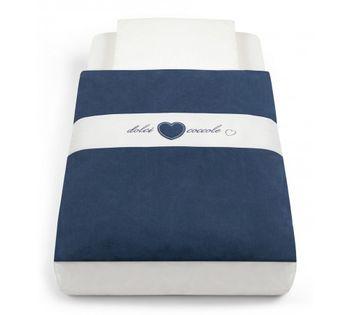 купить Комплект постельного белья CAM Cullami 146 Blue (3 ед.) в Кишинёве
