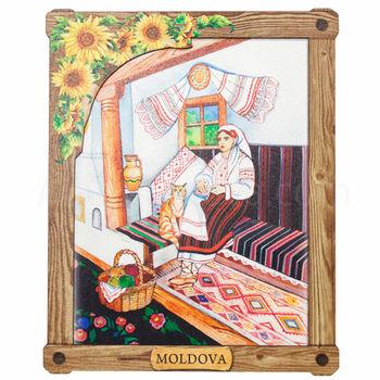 купить Картина - Молдова этно 4 в Кишинёве