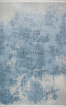Ковёр EKOHALI Quadro QR 05 Beige Blue