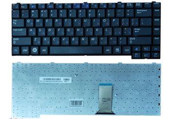 Keyboard Samsung R18 R20 R23 R22 R25 R26 R45 ENG/RU Black