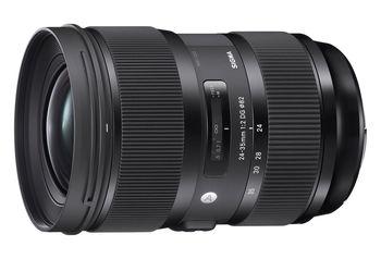купить Zoom Lens Sigma AF  24-35mm f/2 DG HSM ART F/Nik в Кишинёве