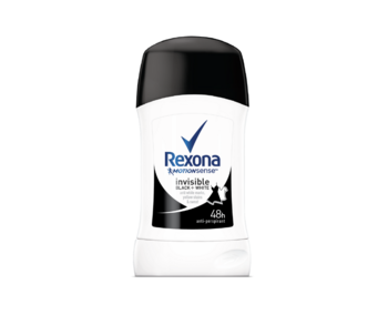 Антиперспирант Rexona Invisible Black&White, 40 мл