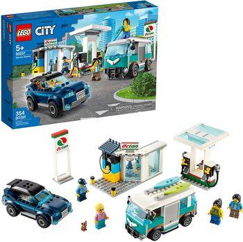 LEGO City Станция технического обслуживания, арт. 60257