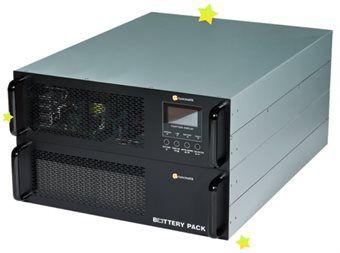 купить UPS Tuncmatik Newtech PRO Rack Mount 10kVA 1/1 в Кишинёве