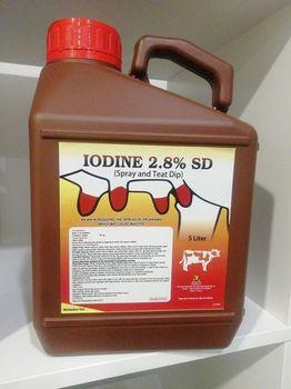 купить Йодин - дезинфектант ветеринарный - Мобедко в Кишинёве