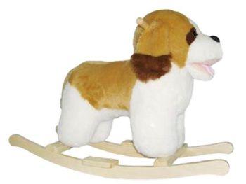 Babyland щенок качалка