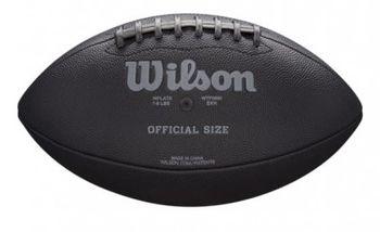 cumpără Minge fotbal american NFL JET BLACK OFFICIAL SIZE WTF1846XB  Wilson (3408) în Chișinău