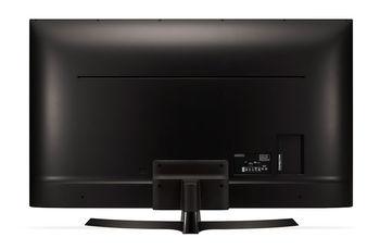 купить TV LED LG  55UJ634V, Black в Кишинёве