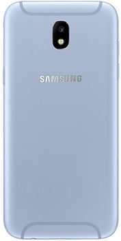 купить Samsung J530F Galaxy J5 (2017) Duos, Blue Silver в Кишинёве