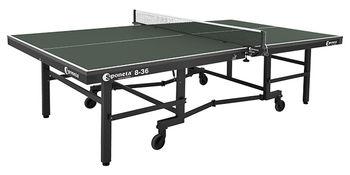 Теннисный стол Indoor Sponeta S8-36 ITTF approved (green) (под заказ)