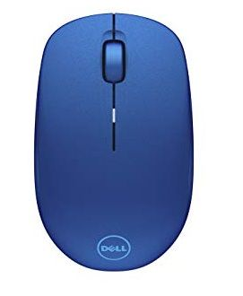 Dell Wireless Mouse-WM126, Blue (570-AAQF)