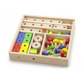 купить Viga Деревяная игрушка 53 ел в Кишинёве