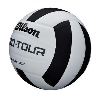 Мяч волейбольный PRO TOUR VB BLKWH WTH20119XB  Wilson (2266)