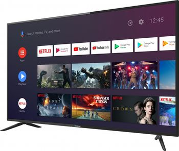 """купить Televizor 55"""" LED TV Blaupunkt 55UN265, Black в Кишинёве"""