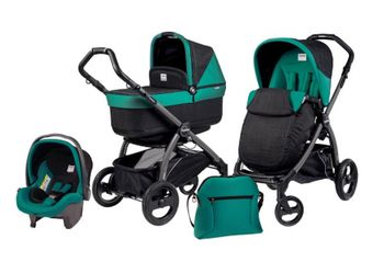 PEG-PEREGO BOOK POP-UP & MODULAR AQUAMARINE