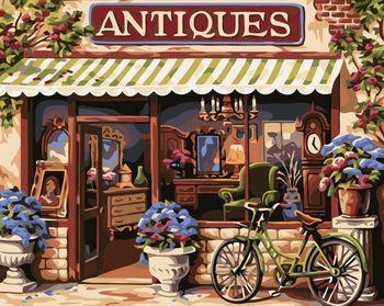 Кафе Antique