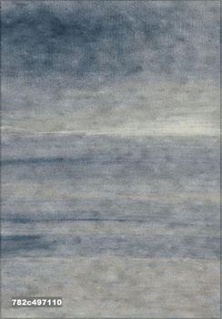 Ковёр Vintage 782с497110, иллюзия ночного океана