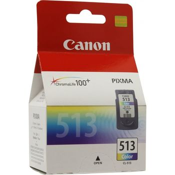 Cartridge Canon CL-513, color (c,m,y) 11ml high capacity for MP140/190/210/220/230/240/250/260/270/280/470/490/495, MX300/310, iP1800/1900/2500/2600