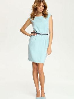 Платье TOP SECRET Голубой ssu1491